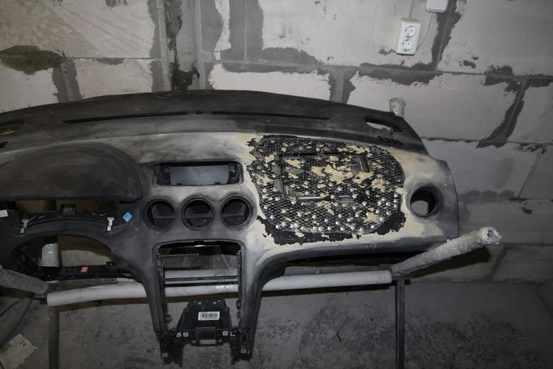 Ремонт авто панели своими руками 35
